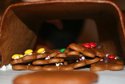 Gingerbread Submarine - 2006