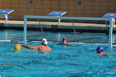 MPSF Championships 2011 Men - University of the Pacific vs University of California Santa Barbara 11/26/11. Final score 11 to 10. UOP vs UCSB. Photos by Allen Lorentzen.