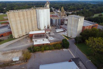 Renwood Mills Aerials