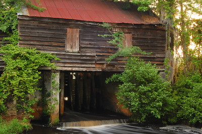Old Mill - May 10, 2008
