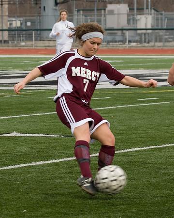 Mercy Varsity Soccer 2009
