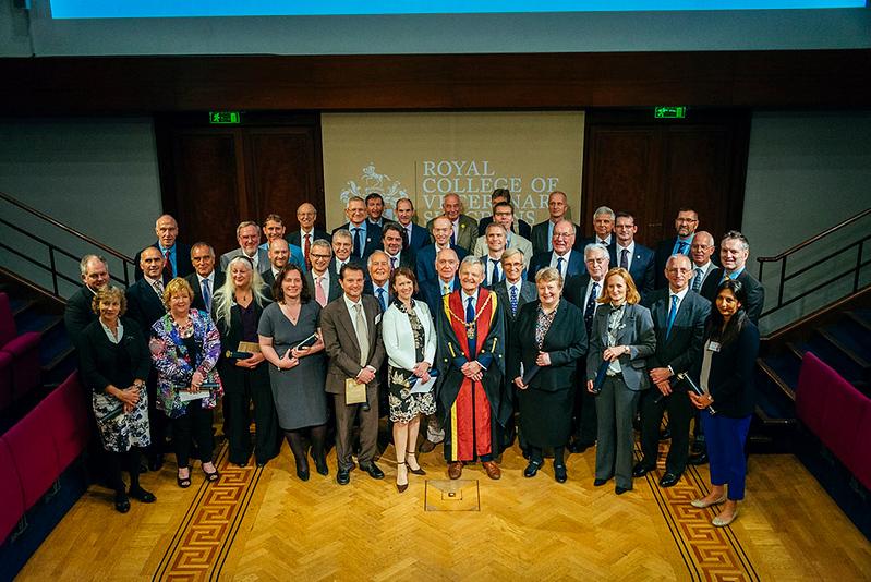 The 2017 RCVS Fellows