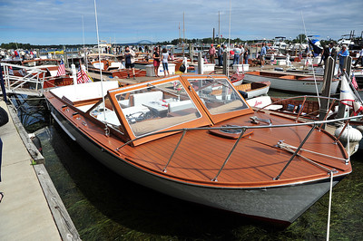 NF Antique & Classic Boat Show