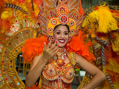 Portrait Gallery -  Hispanic Heritage Family Festival