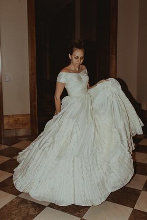 Vintage dresses -Anna
