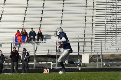 Freshmen Football Vs Plainfield No. 2013