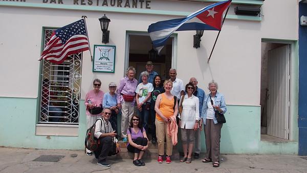 Cuba Tour: March 12 - 20, 2016