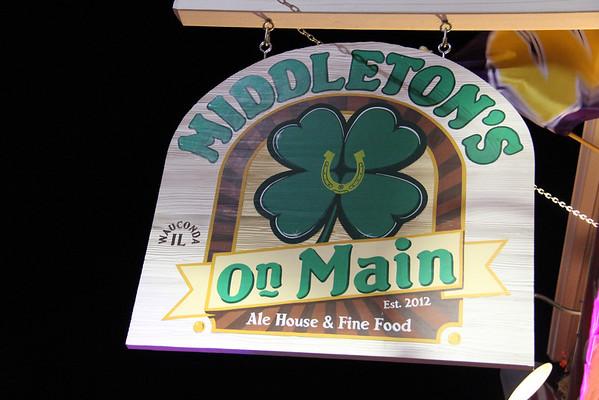 Middleton's On Main - Wauconda Fall Crawl