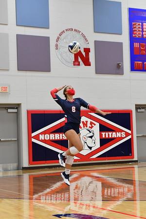 Varsity Volleyball Seward & Southwest