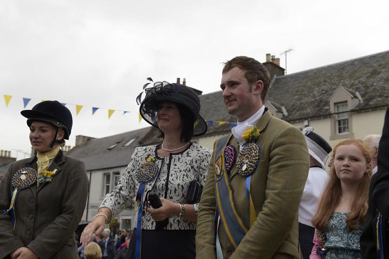 Lauder Common Riding - Ceremonial