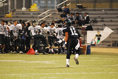 MCLC vs. Belmont (football) 11.2.12