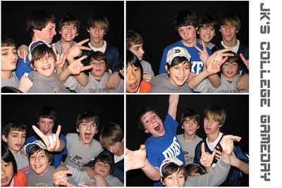JK's College Gameday February 10th, 2008