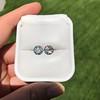 4.08ctw Old European Cut Diamond Pair, GIA I VS2, I SI1 45