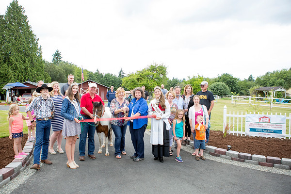 Almosta Farm Ribbon Cutting