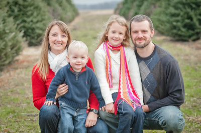 Burchill & Zimmerman Families 2012
