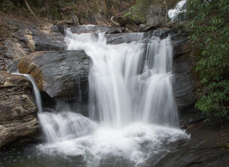 Fallls on Dodd Creek