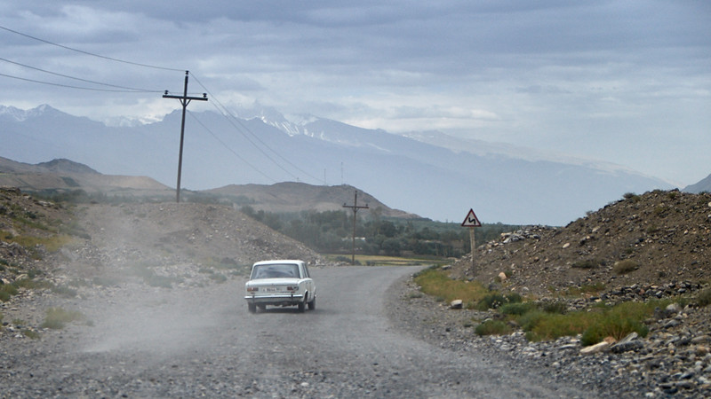 Driving the Pamir Highway