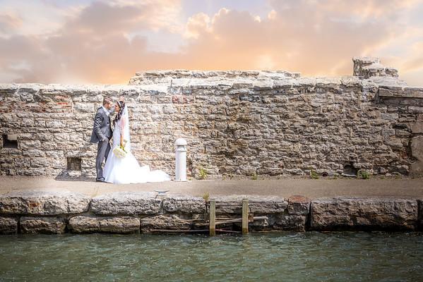 Elisa and Joe Wedding