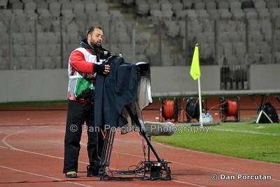 Liga 1 - ASA Targu Mures (ROU) vs. Steaua Bucharest (ROU)