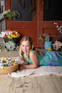 Kate {Easter Mini} 2021