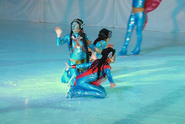 2011 Movie Adventures on Ice