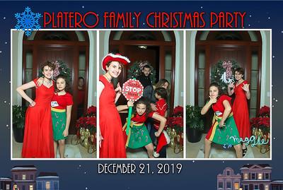 Platero Family Xmas Party 2019