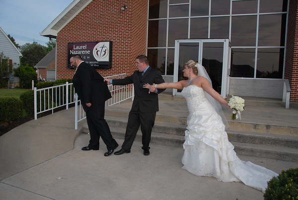 Shannon and Roger Wedding