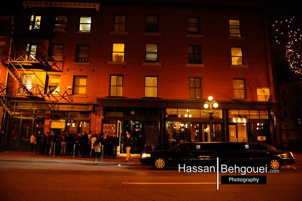 Brooklyn Alexander Night Club Saturdays X Hush Magazine 91 Powell Street Gastown Downtown Vancouver Bc Canada p.1 (2_1_14)