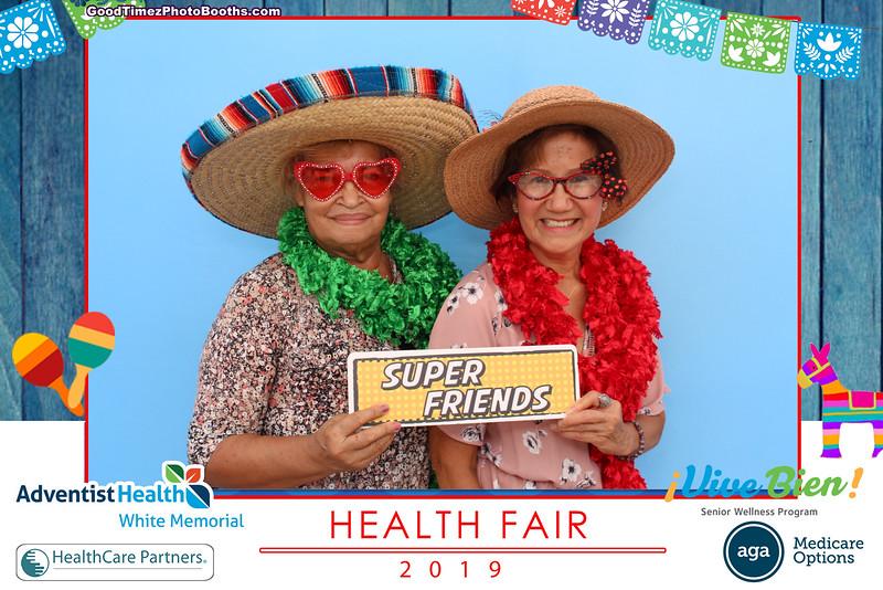 Health Fair 2019 Mariachi Plaza