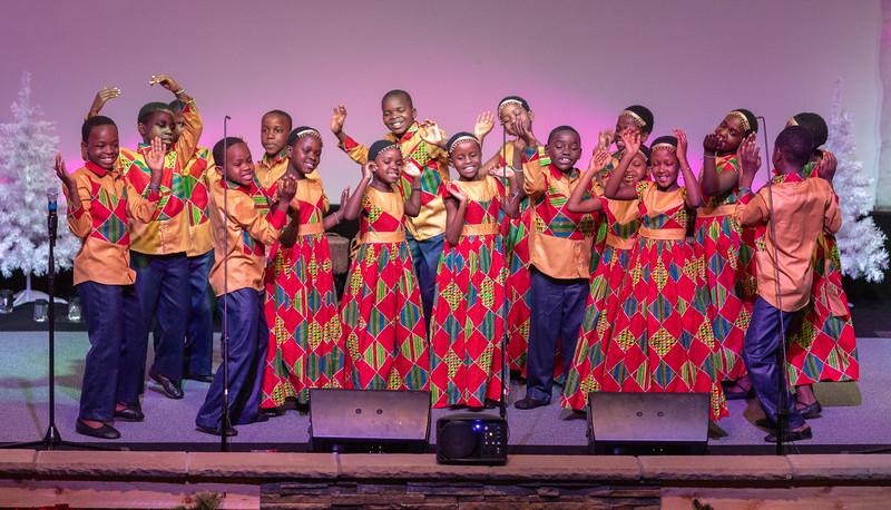 African Children's Choir 12-19-18