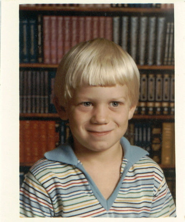 Chris' Childhood
