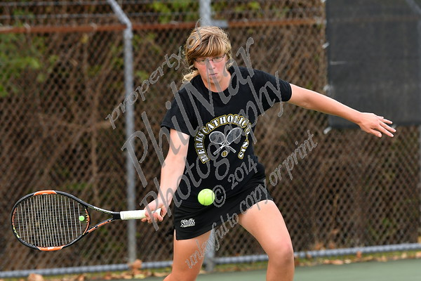 Berks Catholic Girls High School Tennis 2016 - 2017