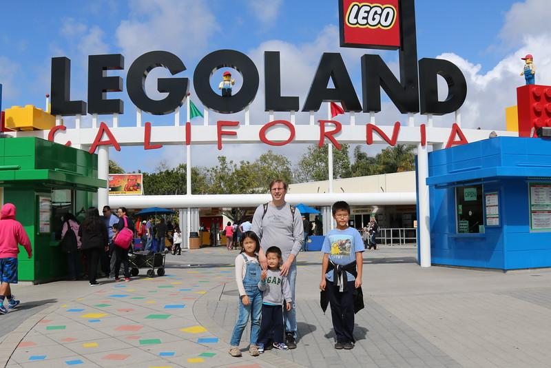 Legoland March 6, 2016