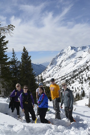 Backcountry  Skiing NB