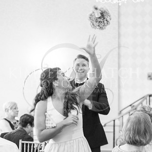 Reception Enterances- Annie Siemianowski Mike Asselin Wedding Photos- Sacred Heart Church Springfield, MA/ Hotel Northampton MA