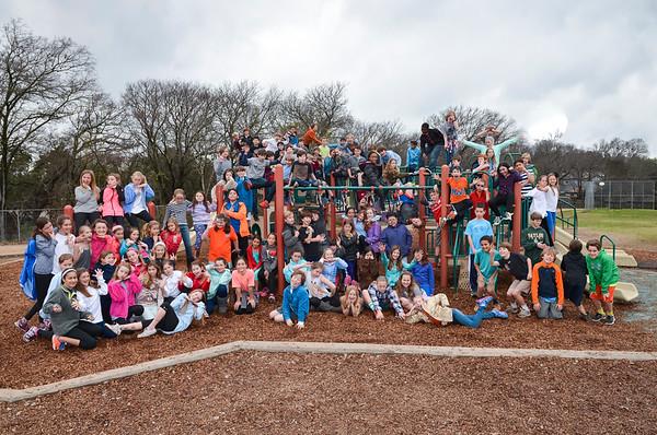 2014-2015 Fifth Grade