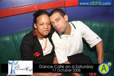 Dance Cafe - 11th October 2008