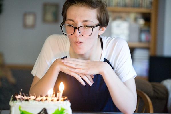 Hannah's 19th Birthday