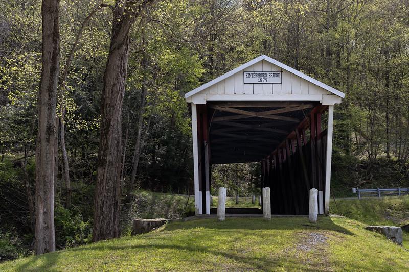 Kintersburg Covered Bridge 2