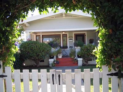 The Thompson House, Hayward