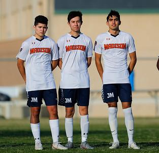 Varsity Boys Soccer vs Reagan 022321