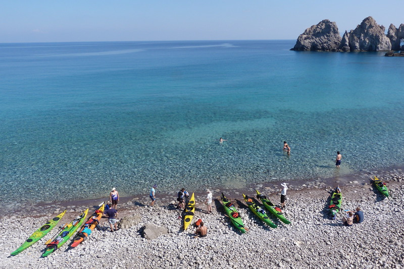 Trachilas Beach, Milos