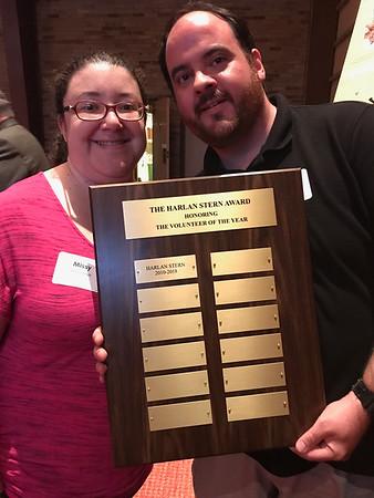 Harlan Stern Volunteer of the Year Award