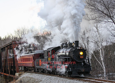 Conway Scenic Railroad Holiday Trains