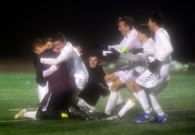 Photos: Broomfield Boys Soccer Defeats Fairview in Double-Overtime Shootout