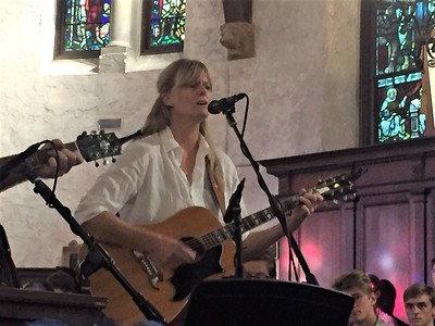 """""""Old Horse"""" Performs in Chapel  9.24.19"""