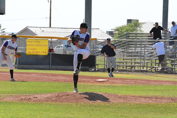 KNIGHTS  vs YUMA 4-14-2015