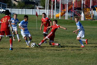 U13  2015  Forza  FC  West  AB