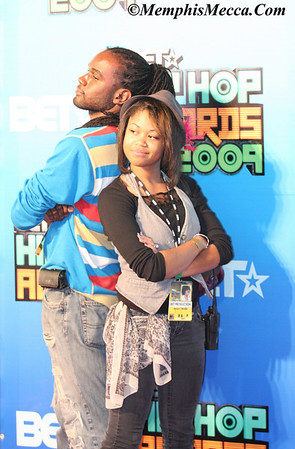 BET Hip Hop Awards 09, Atlanta