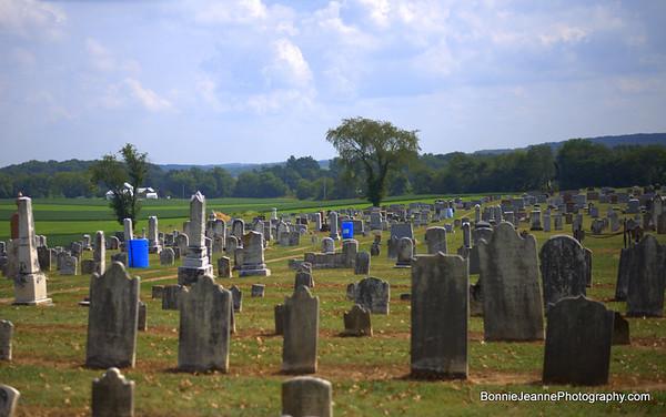 Pennsylvannia - Littleston and Gettysburg